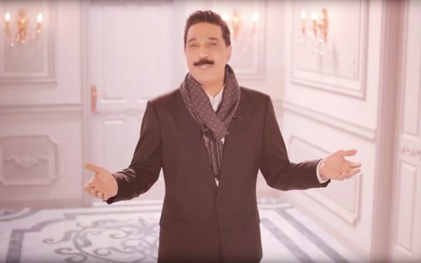 Abdullah Al Rowaished and Nabil Shoail Event TVC