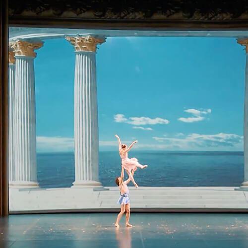 Gala of St. Petersburg Ballet Stars TVC