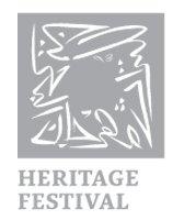 Heritage Festival Logo