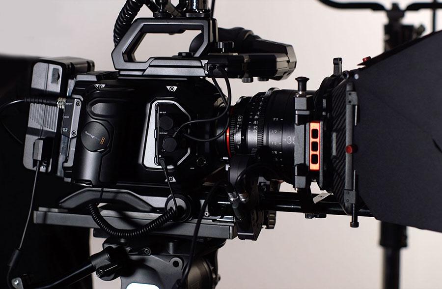 Blackmagic Filming
